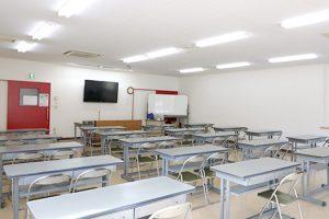 下田自動車学校 学科教室