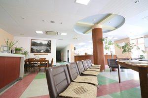 下田自動車学校 待合室
