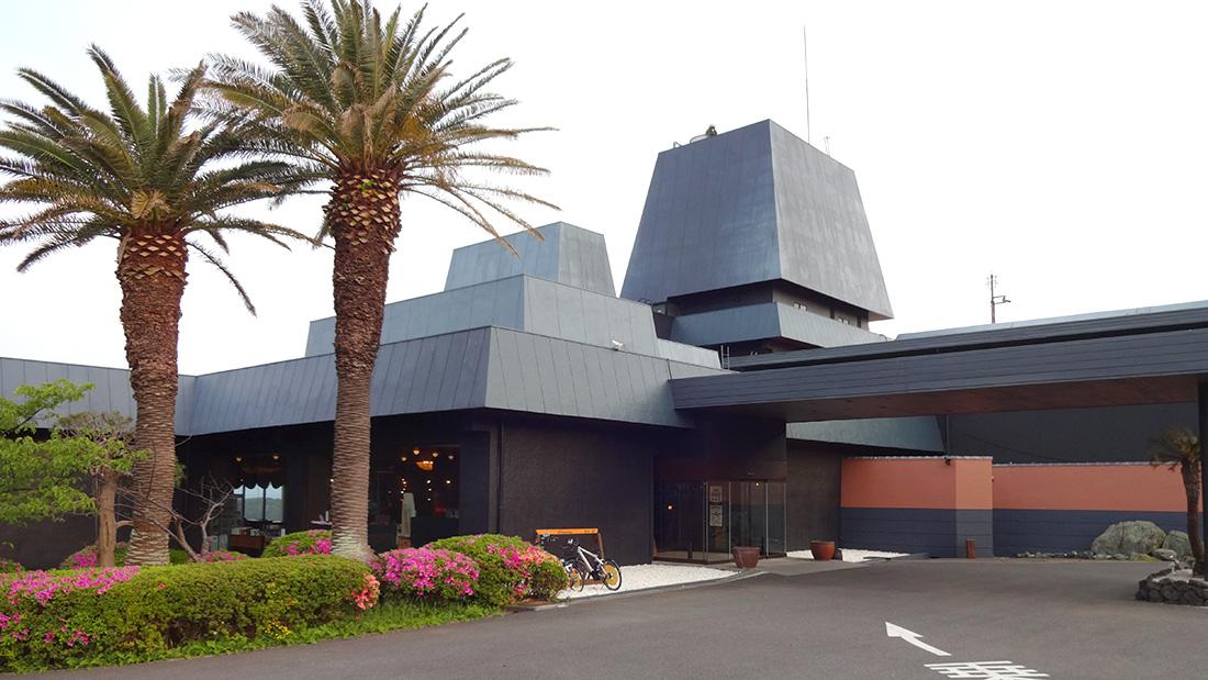 下田ビューホテル外観