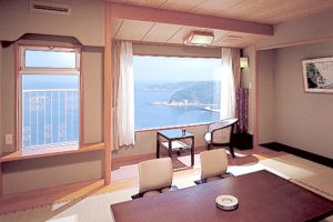 下田ビューホテル 和室