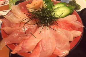 下田 海鮮丼